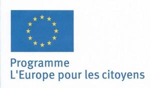 Logo du programme l'Europe pour les citoyens